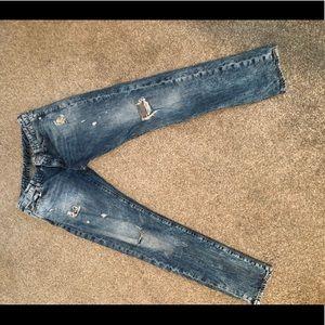 Skinny Boyfriend Jeans